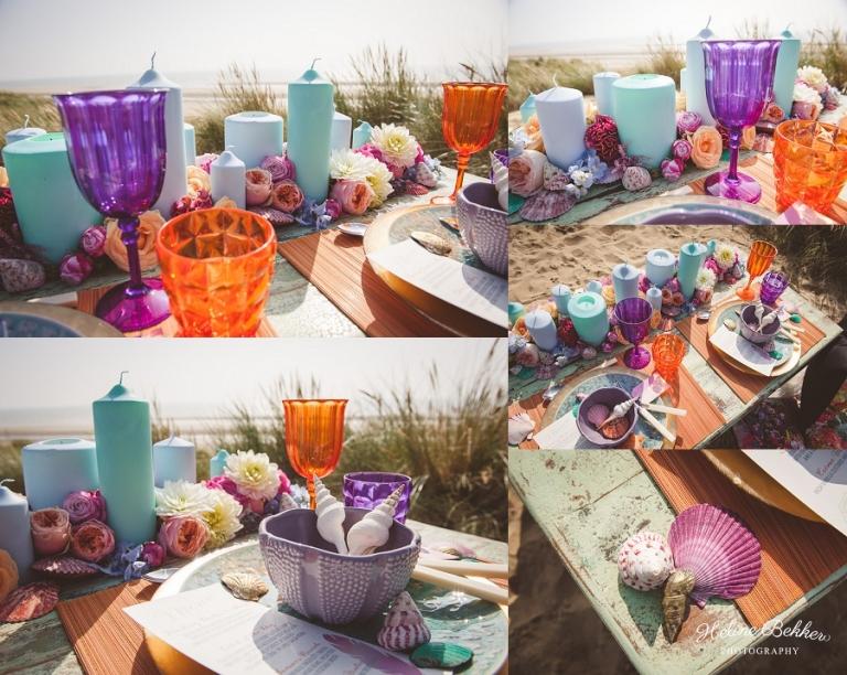 Festival Brides Beach Shoot by Heline Bekker