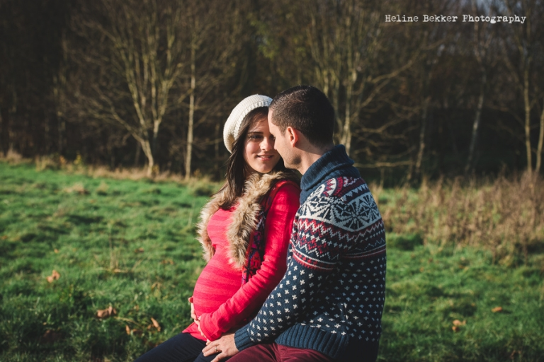 Sunny Winter Maternity Shoot by Heline Bekker _014