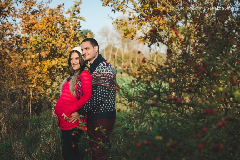 Sunny Winter Maternity Shoot by Heline Bekker _017